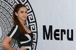 Meru Meru's fashion show