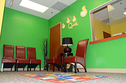 Gentle Pediatrics commercial photography