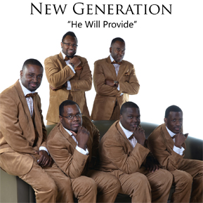 Band Photography - New Generation CD Cover