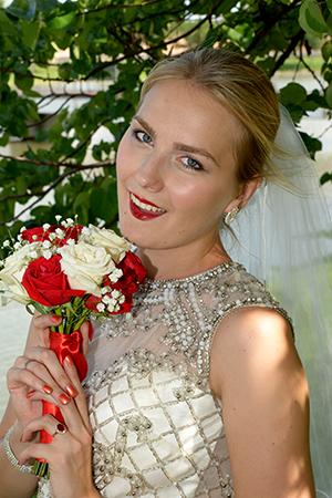 bridal portrait in Sugar Land Texas - Brad Ottosen