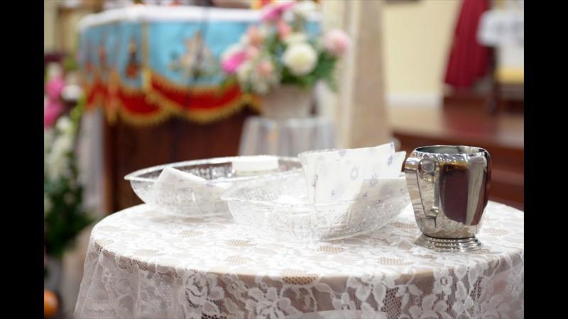 Altar - Baptism